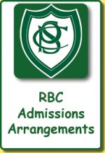 Key Information: RBC Admission Arrangements