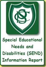 Key Information: Special Needs and Disabilities Information Report