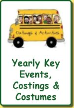 Key Information:Yearly Key Events Costings & Costumes