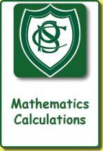 School Policies: Mathematics Calculations